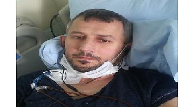 Abdulkadir'in kanser hastası kuzeni dua istiyor