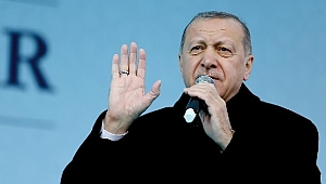 Erdoğan Afyonkarahisar'da konuştu