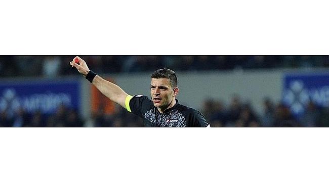 Maça Galatasaraylı hakem atandı