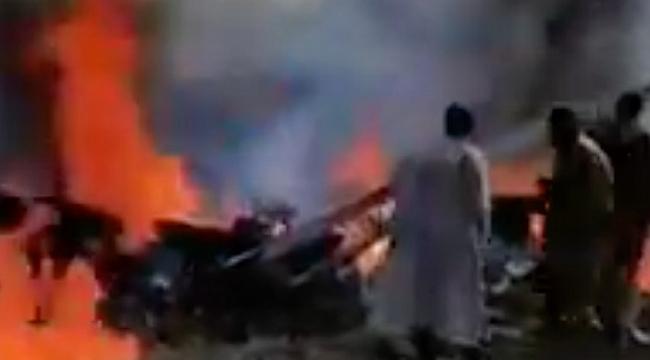 Pakistan, Hindistan savaş uçaklarını vurdu