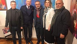 Trabzon sanatını hak ettiği yere taşıyacağız