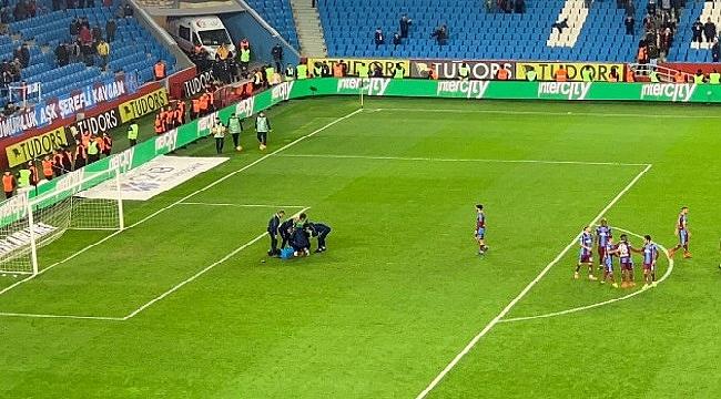 Trabzonspor sakatlardaki son durumu açıkladı