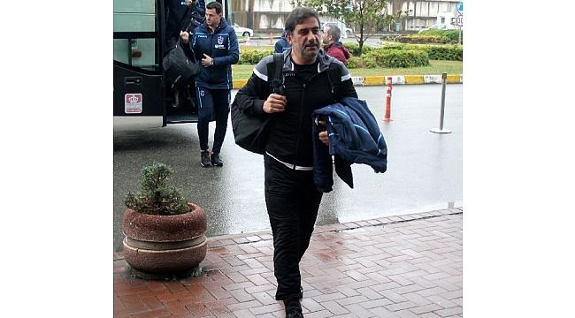 Trabzonspor'un Galatasaray kadrosu belli oldu