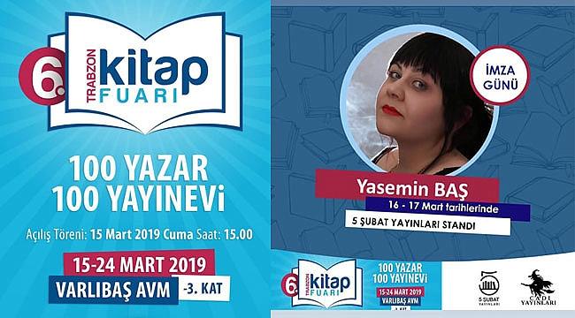 6. Trabzon Kitap Fuarı başlıyor