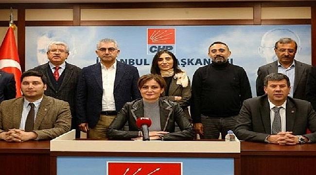 CHP'en bazı medya kuruluşları hakkında suç duyurusu