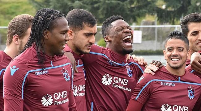 Ekuban'da kozlar Trabzonspor'da!