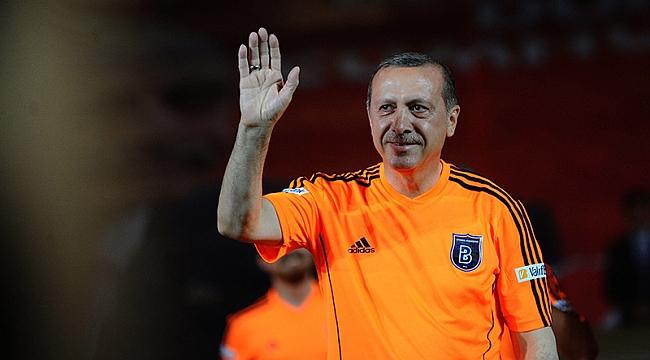 Erdoğan: Başakşehir'in şampiyonluğu devrim olur