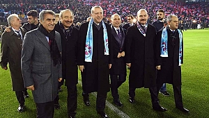 Erdoğan'dan Şenol Güneş'e destek