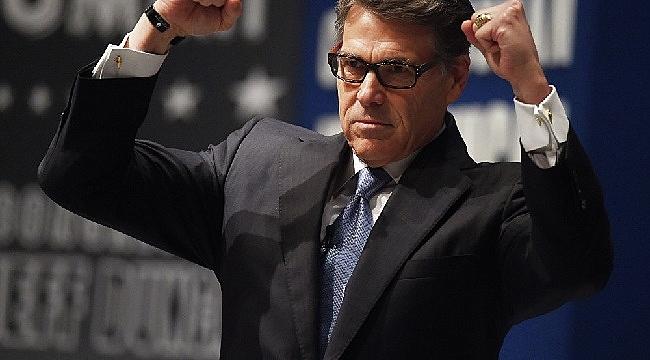 Perry, Rusya'dan AB ve Türkiye'ye gaz boru hatlarında 'zararlı etki' gördü