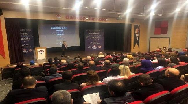 Trabzon Bahçeşehir Koleji 'Eğitimde Yenilikçilik Zirvesi' düzenledi