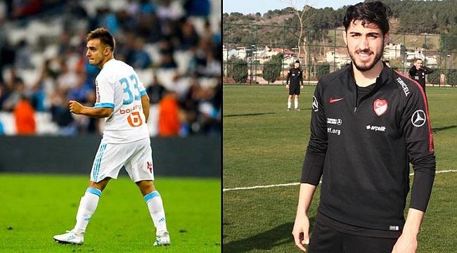 Trabzonspor'da hedef Berkay Özcan ve Yusuf Sarı!