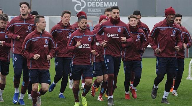 Trabzonspor idmanında neler yaşandı