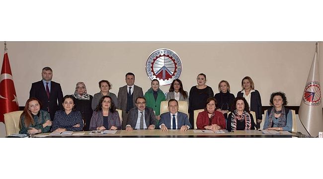 TSO'da kadın ve genç girişimciler seçildi