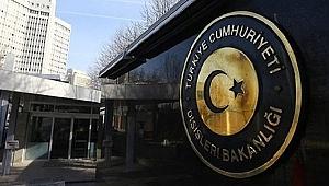 Türkiye'den Mali'deki saldırıya kınama