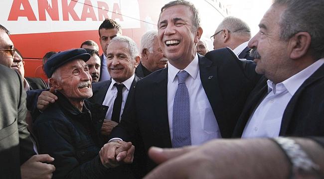 Ankara'da 25 yıl sonra bir ilk!