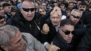 Kılıçdaroğlu'na yumruk atanın kimliği belli oldu