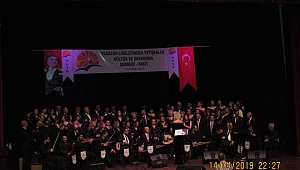 TLYD  ve  Tuzla Belediyesi  Tsm Korosu'ndan muhteşem konser
