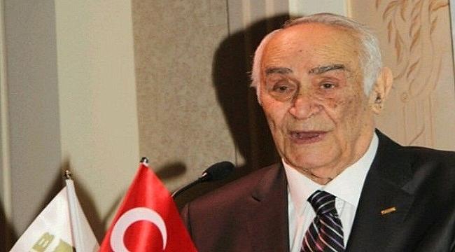 Trabzonspor'un kurucularından Sabit Sabır, son yolculuğuna uğurlandı