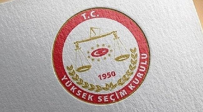 YSK açıkladı: KHK'lı belediye başkanlarına mazbata verilmeyecek