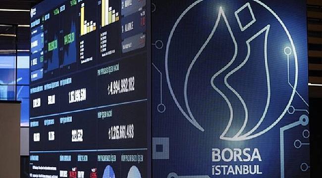 Borsa, haftanın son işlem gününü düşüşle tamamladı