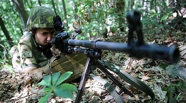 Giresun'da PKK'lı terörist yakalandı