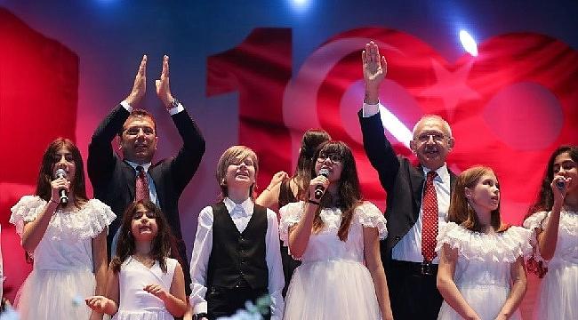 İmamoğlu CHP'nin adayı olmaktan çıktı, o artık 16 milyon İstanbullu'nun adayıdır