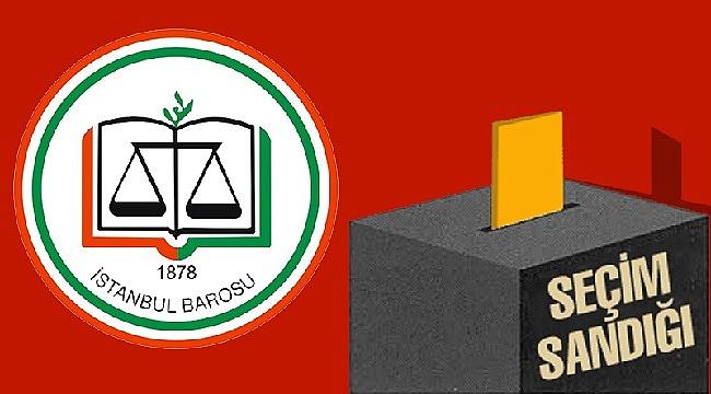İstanbul Barosu'ndan YSK kararına tepki