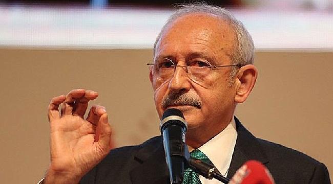 Kılıçdaroğlu: Hürriyeti basan kişi AKP Londra temsilcisi oldu