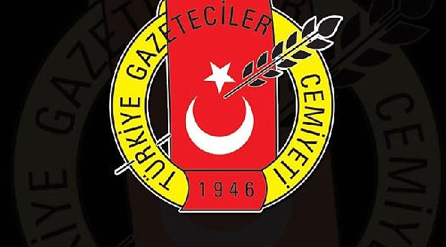 TGC'den Sabahattin Önkibar'a saldırıya kınama