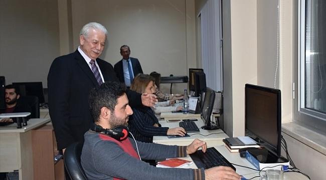 Trabzon'da akciğer kanseririni erken teşhis cihazı