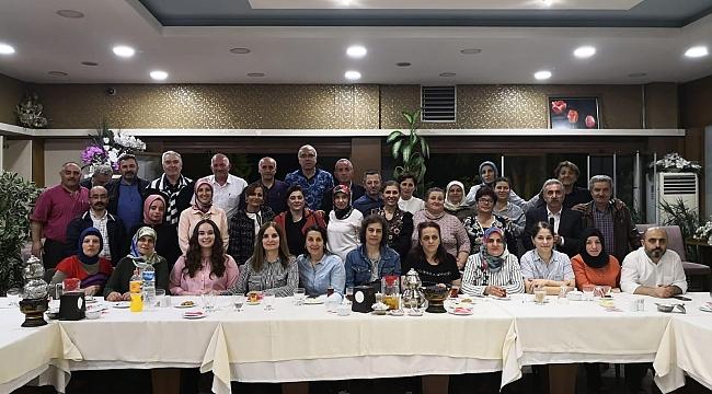 Trabzonlu Sağlık Çalışanları Biraraya Geldi