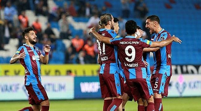 Trabzonspor sezonu yenilgisiz kapatmak istiyor