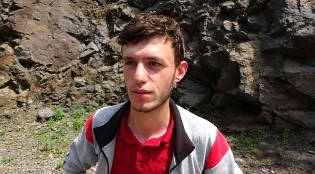 10 kişiyi kurtaran genç dehşeti anlattı  3 kişi aranıyor