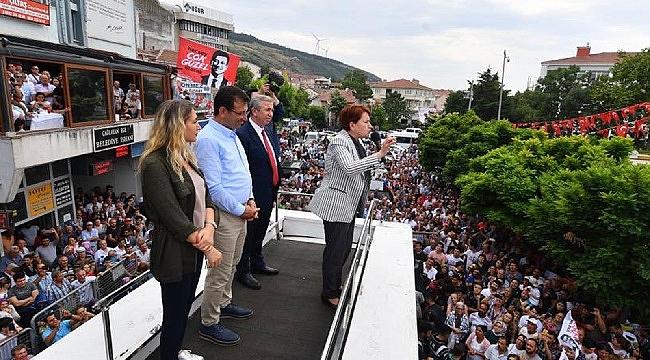 Akşener'den Erdoğan'a özür yanıtı