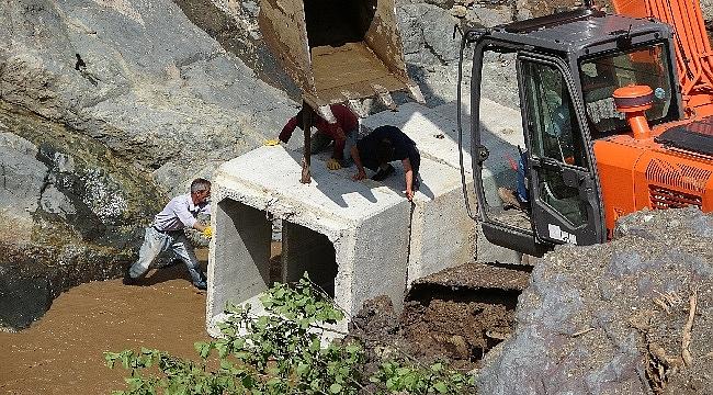 Araklı'daki sel felaketinde ölen sayısı 8 kişiye yükseldi