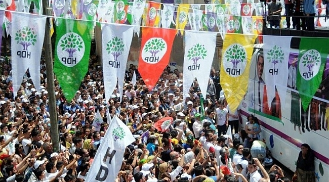 HDP: İstanbul seçiminde tavrımız değişmeyecek