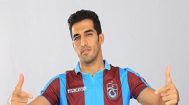 Trabzonspor Amiri ile yollarını ayırıyor