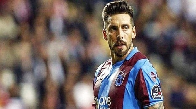 Trabzonspor'da Sosa coşkusu