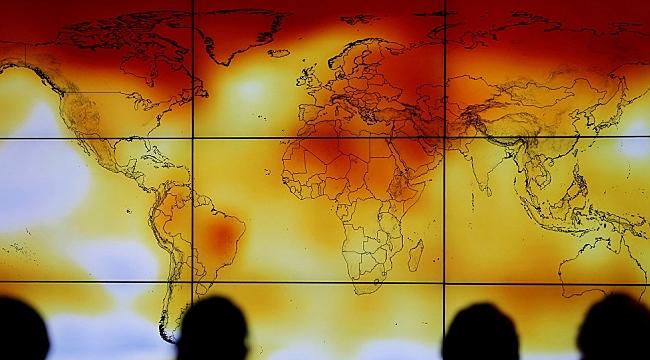 30 yıl içinde Avrupa çöl kadar sıcak olacak