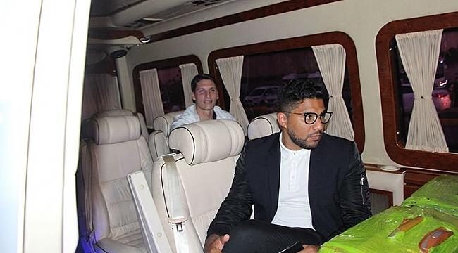Campi Trabzon'a geldi