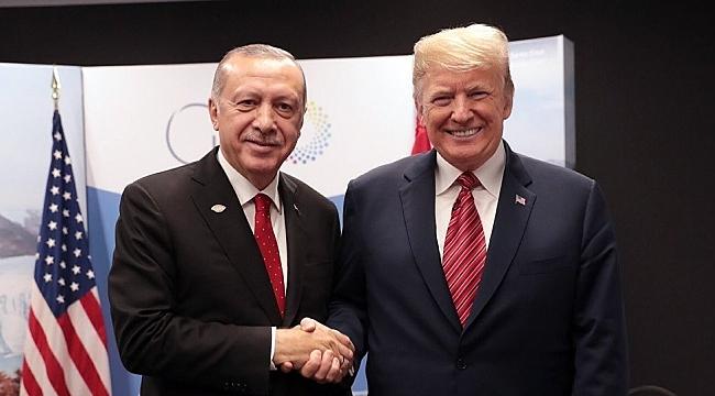 Erdoğan, Trump'ı hem övdü hem tehdit etti