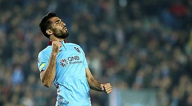 Trabzonspor, Amiri'yle resmen ayrıldı