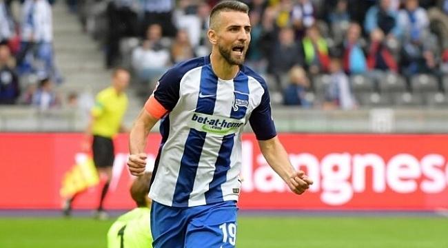 Trabzonspor golcüsünü Almanya'da buldu