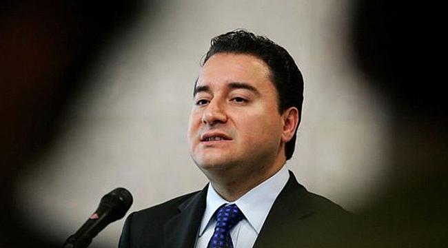 Ali Babacan yeni hareketi başlattı