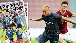 Trabzon basını Prag geri dönüşünü nasıl gördü