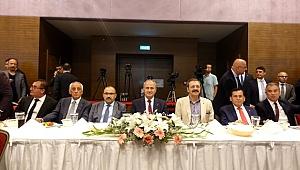 Trabzon'da ekonomiye değer katanlar ödüllendirildi
