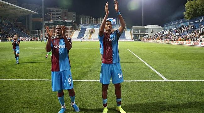 Trabzonspor 18 maçtır yenilmiyor