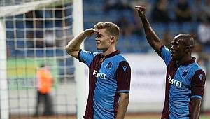 Trabzonspor, Kasımpaşa'yı geçemedi