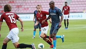 Trabzonspor turu Akyazı'ya Prag'dı