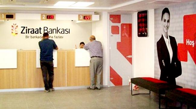 Ziraat Bankası'ndan faiz indirimi